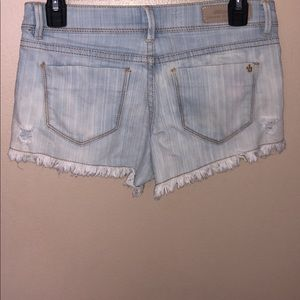 Jou Jou blue jean shorts